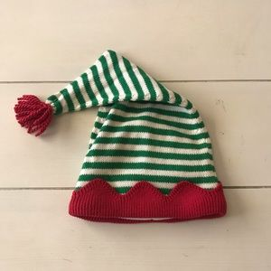 Baby first Christmas elf hat 0-3 month Gymboree